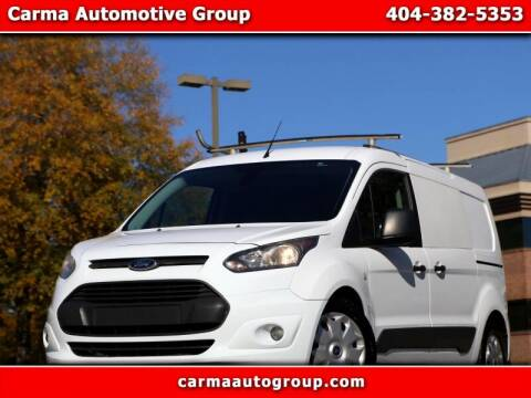 2015 Ford Transit Connect Cargo for sale at Carma Auto Group in Duluth GA