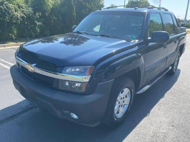 2005 Chevrolet Avalanche for sale at Professionals Auto Sales in Philadelphia PA