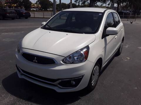 2019 Mitsubishi Mirage for sale at YOUR BEST DRIVE in Oakland Park FL