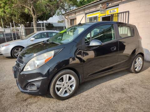 2014 Chevrolet Spark for sale at Larry's Auto Sales Inc. in Fresno CA