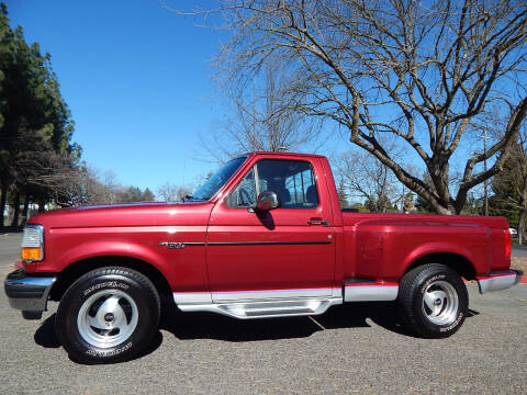 1992 Ford F-150 for sale at Direct Auto Outlet LLC in Fair Oaks CA