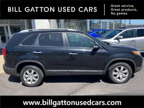2011 Kia Sorento for sale at Bill Gatton Used Cars in Johnson City TN