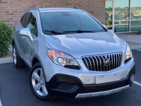 2016 Buick Encore for sale at AKOI Motors in Tempe AZ