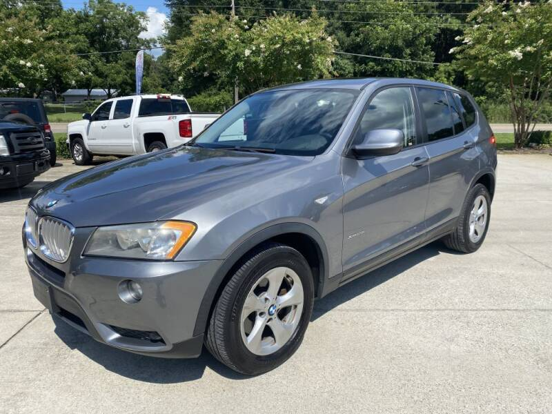 2011 BMW X3 for sale at Auto Class in Alabaster AL