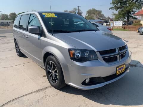 2018 Dodge Grand Caravan for sale at CHURCHILL AUTO SALES in Fallon NV