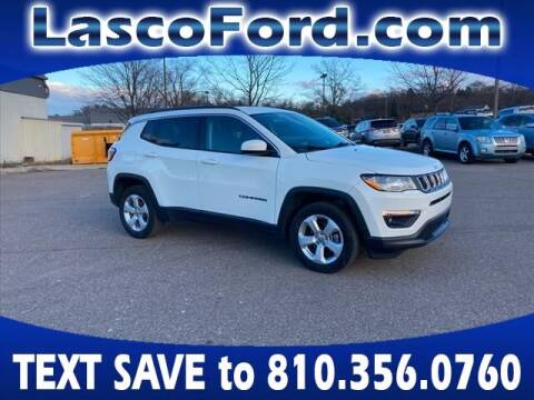 2018 Jeep Compass for sale at LASCO FORD in Fenton MI