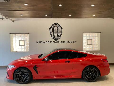 2020 BMW M8 for sale at Midwest Car Connect in Villa Park IL