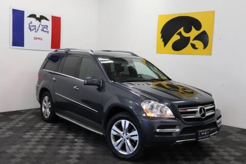 2012 Mercedes-Benz GL-Class for sale at Carousel Auto Group in Iowa City IA