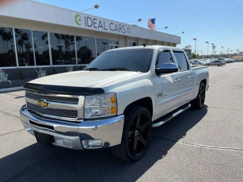 2013 Chevrolet Silverado 1500 for sale at Ideal Cars Broadway in Mesa AZ