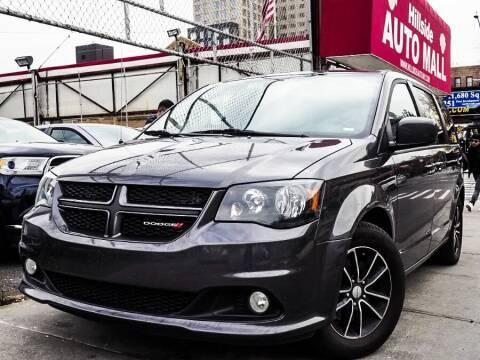 2018 Dodge Grand Caravan for sale at HILLSIDE AUTO MALL INC in Jamaica NY