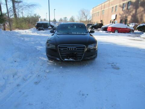 2013 Audi A8 L for sale at Heritage Truck and Auto Inc. in Londonderry NH
