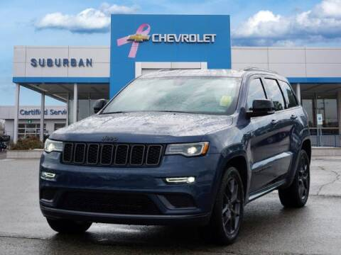 2020 Jeep Grand Cherokee for sale at Suburban Chevrolet of Ann Arbor in Ann Arbor MI