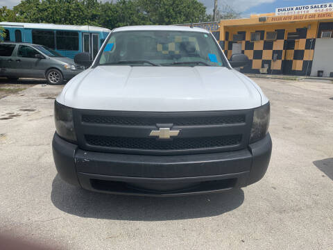 2007 Chevrolet Silverado 1500 Classic for sale at Dulux Auto Sales Inc & Car Rental in Hollywood FL