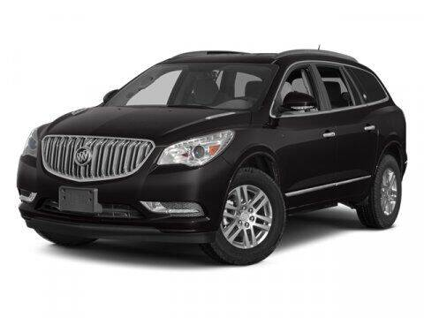 2013 Buick Enclave for sale at Griffin Buick GMC in Monroe NC