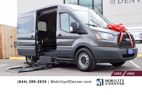 2018 Ford Transit Passenger for sale at CO Fleet & Mobility in Denver CO