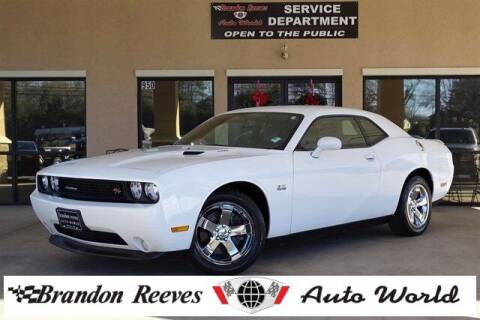 2011 Dodge Challenger for sale at Brandon Reeves Auto World in Monroe NC