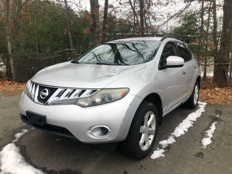 2009 Nissan Murano for sale at Yaab Motor Sales in Plaistow NH