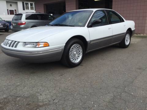 1994 Chrysler Concorde for sale at Pat's Auto Sales, Inc. in West Springfield MA