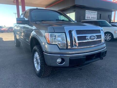 2011 Ford F-150 for sale at JQ Motorsports East in Tucson AZ