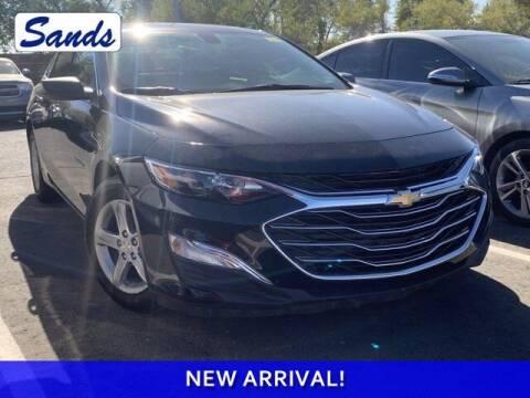 2019 Chevrolet Malibu for sale at Sands Chevrolet in Surprise AZ