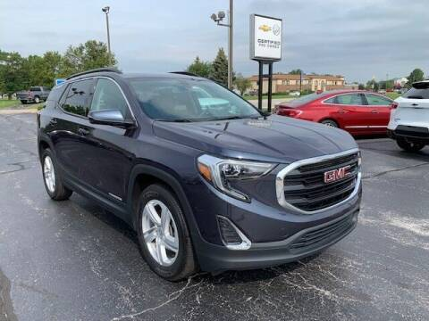 2018 GMC Terrain for sale at Dunn Chevrolet in Oregon OH