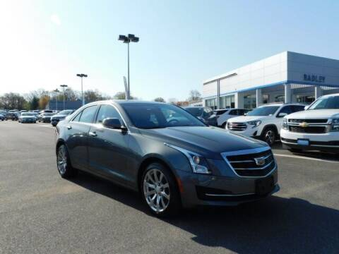 2017 Cadillac ATS for sale at Radley Cadillac in Fredericksburg VA