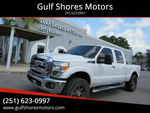 2016 Ford F-250 Super Duty for sale at Gulf Shores Motors in Gulf Shores AL