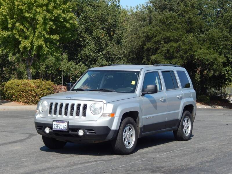 2014 Jeep Patriot for sale at Crow`s Auto Sales in San Jose CA