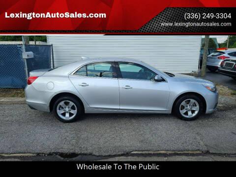 2016 Chevrolet Malibu Limited for sale at LexingtonAutoSales.com in Lexington NC