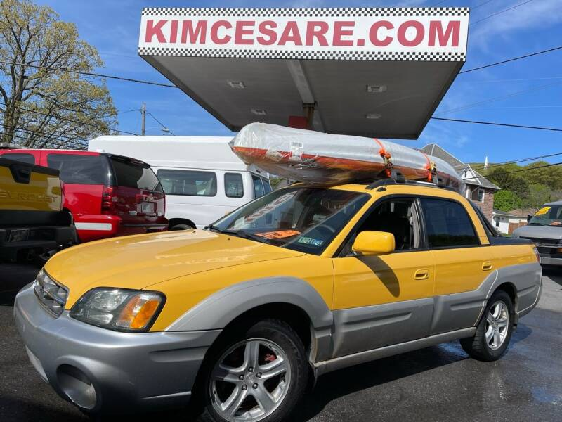 2003 Subaru Baja for sale in Pen Argyl, PA