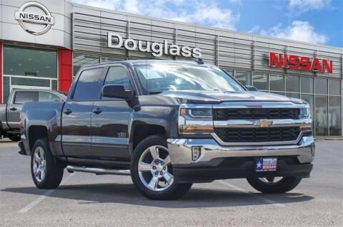 2016 Chevrolet Silverado 1500 for sale at Douglass Automotive Group - Douglas Nissan in Waco TX