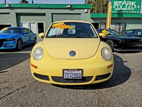 2007 Volkswagen New Beetle for sale at Stark Auto Sales in Modesto CA
