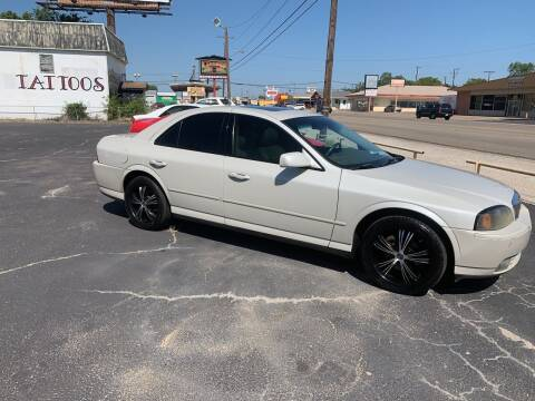2004 Lincoln LS for sale at Elliott Autos in Killeen TX