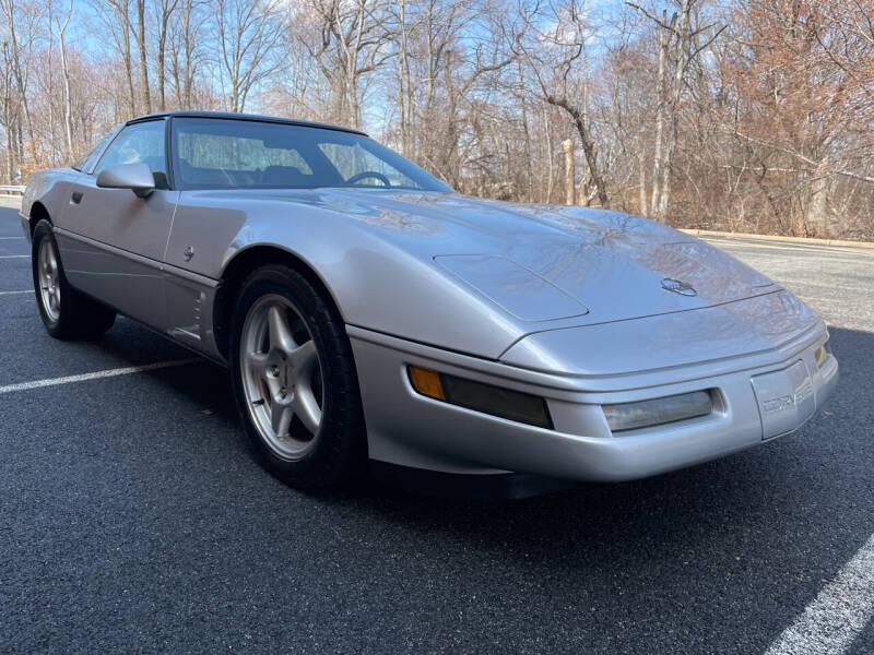 1996 Chevrolet Corvette for sale at Vantage Auto Wholesale in Moonachie NJ