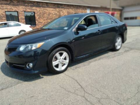 2014 Toyota Camry for sale at Jan Auto Sales LLC in Parsippany NJ