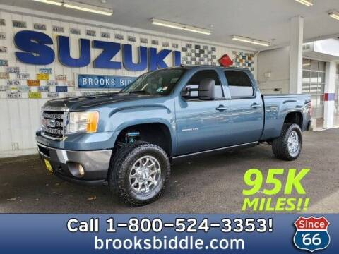 2013 GMC Sierra 2500HD for sale at BROOKS BIDDLE AUTOMOTIVE in Bothell WA