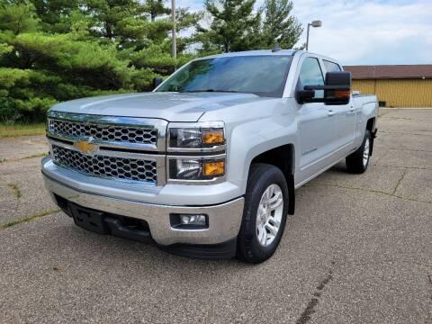 2015 Chevrolet Silverado 1500 for sale at Finish Line Auto Sales Inc. in Lapeer MI