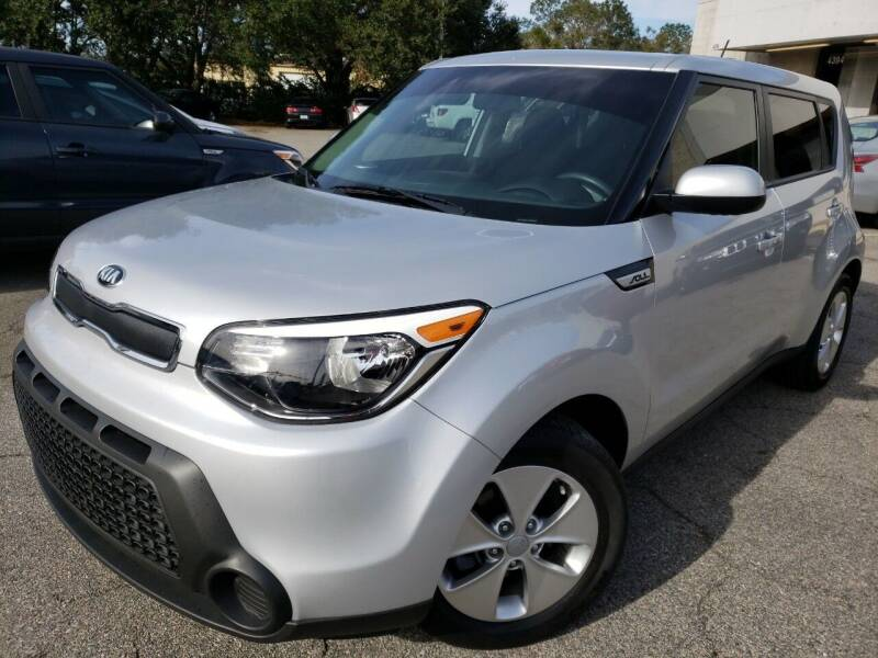 2016 Kia Soul for sale at Capital City Imports in Tallahassee FL