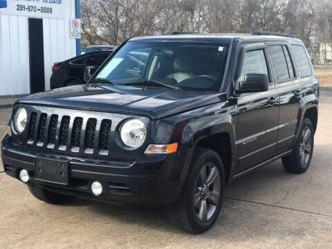 2015 Jeep Patriot for sale at Discount Auto Company in Houston TX