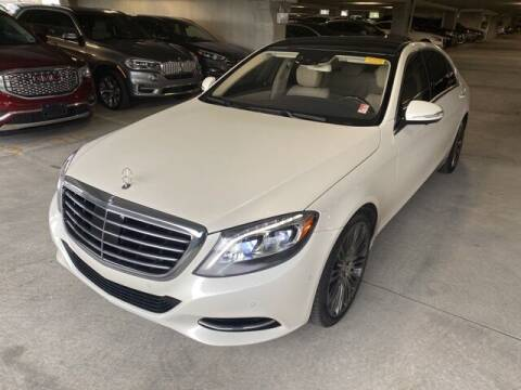 2015 Mercedes-Benz S-Class for sale at Southern Auto Solutions-Jim Ellis Hyundai in Marietta GA
