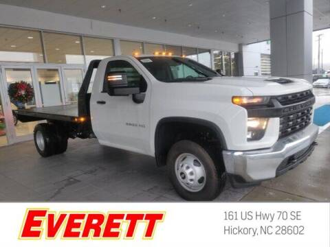 2020 Chevrolet Silverado 3500HD CC for sale at Everett Chevrolet Buick GMC in Hickory NC
