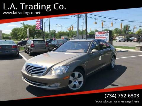 2008 Mercedes-Benz 450-Class for sale at L.A. Trading Co. Woodhaven in Woodhaven MI