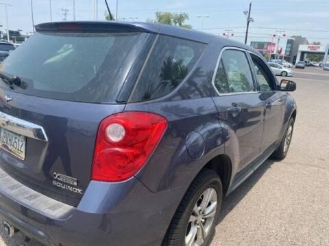 2013 Chevrolet Equinox for sale at Camelback Volkswagen Subaru in Phoenix AZ