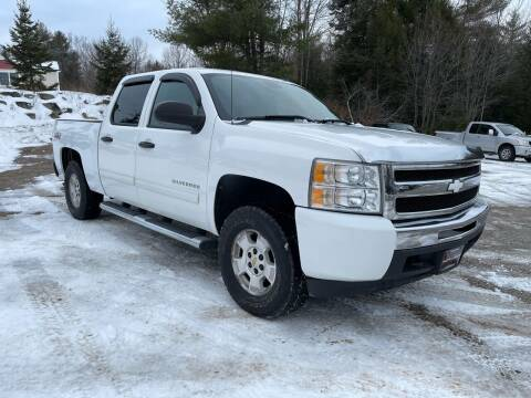 2010 Chevrolet Silverado 1500 for sale at Hart's Classics Inc in Oxford ME