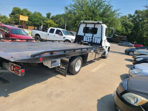2017 Hino 258A for sale at DFW AUTO FINANCING LLC in Dallas TX