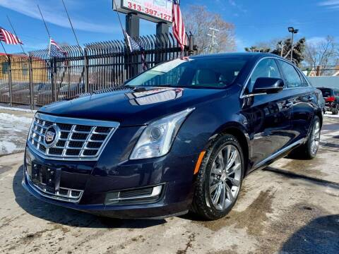 2013 Cadillac XTS for sale at Gus's Used Auto Sales in Detroit MI