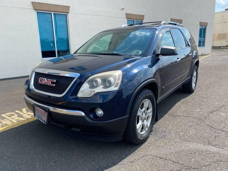 2009 GMC Acadia for sale at CAR SPOT INC in Philadelphia PA