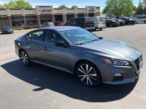 2020 Nissan Altima for sale at ASSOCIATED SALES & LEASING in Marshfield WI