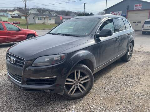 2009 Audi Q7 for sale at Trocci's Auto Sales in West Pittsburg PA