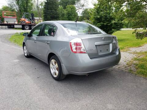 2008 Nissan Sentra for sale at Wallet Wise Wheels in Montgomery NY